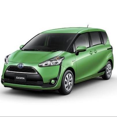 Toyota Sienta 1.5 Hybrid