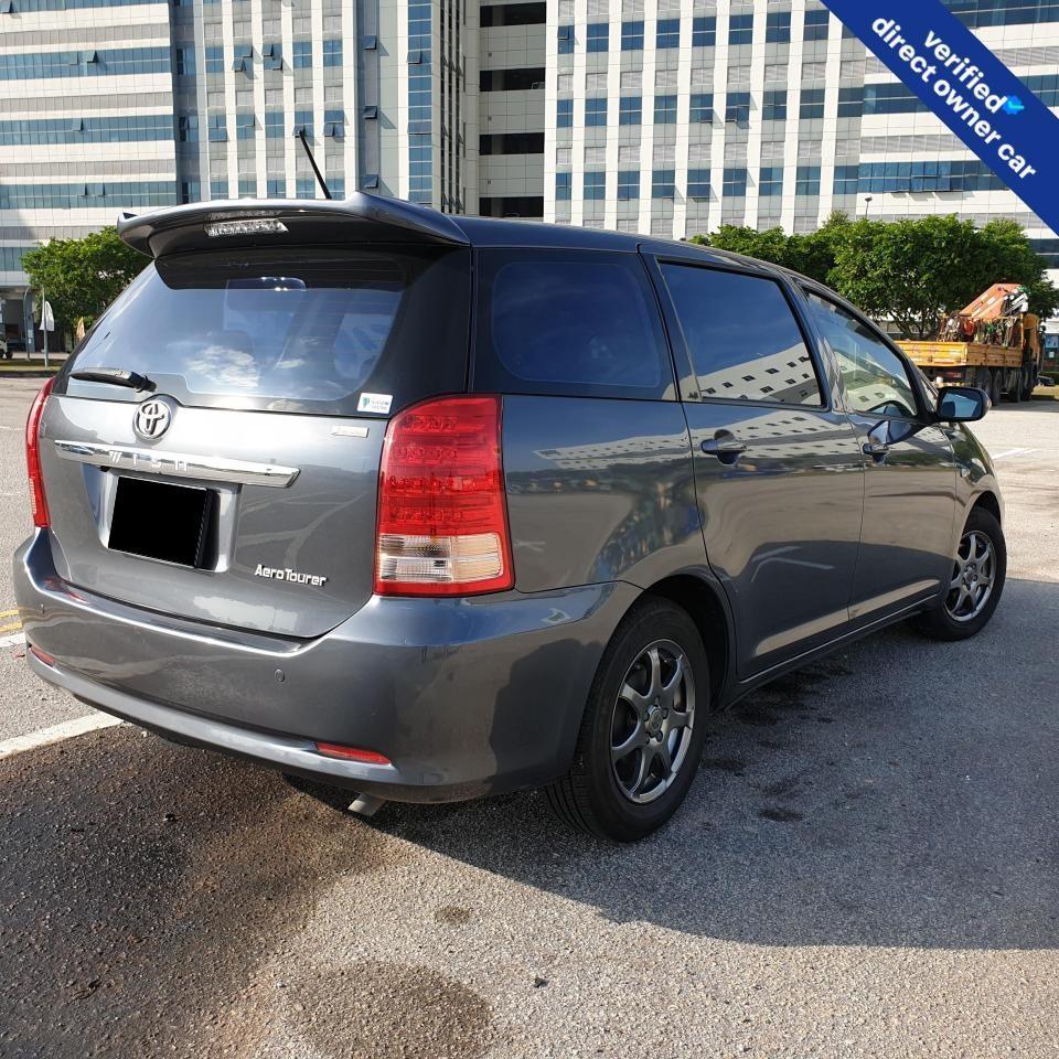 Toyota Wish 1.8 (A)
