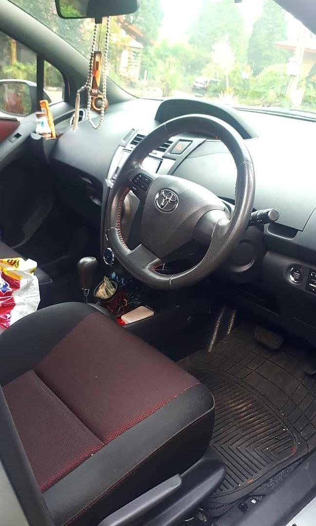 Toyota Yaris TRD S limited 1.5 AT 2012 KM 16 rb  angs 1.9 jt