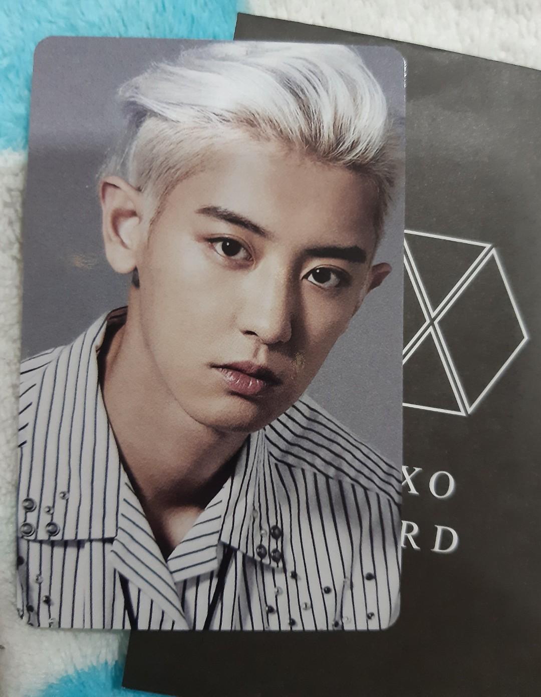 [WTT] Exo Japanese album - Bird Chanyeol Photocard