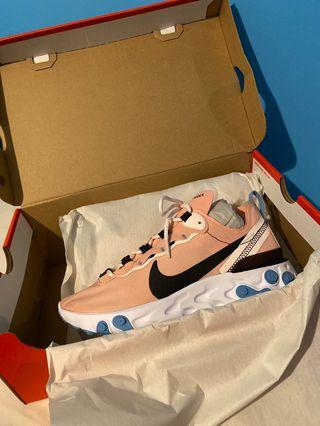 Nike React Element 55- Coral