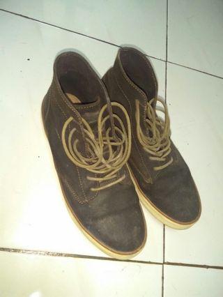 Nego Sepatu Lacoste Original Second Size 41