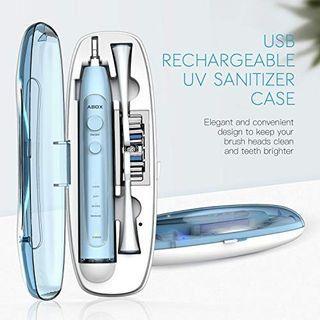 UV Light Toothbrush Sanitizer, BRAND NEW NEVER USED
