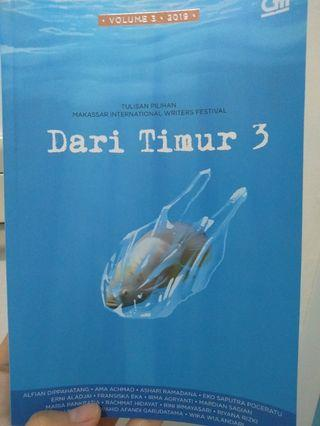 Dari Timur Volume 3 (masih buku fresh Gramedia)