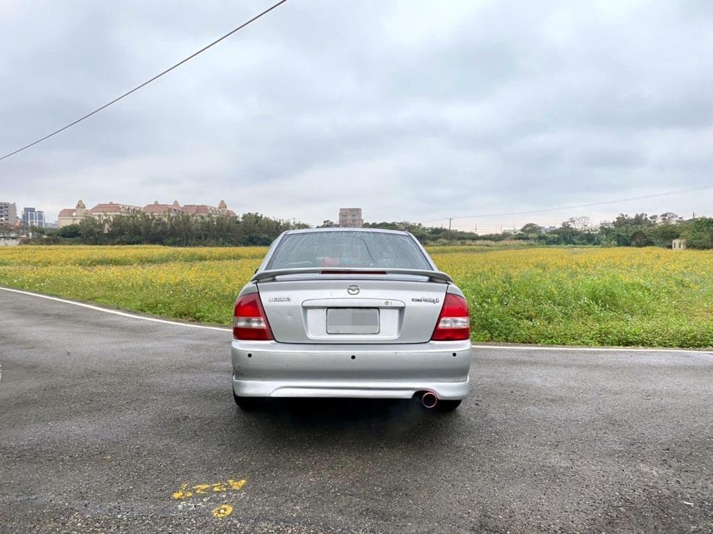 1999 323 1.6 省油省稅好開代步車.買菜車 3萬開回家