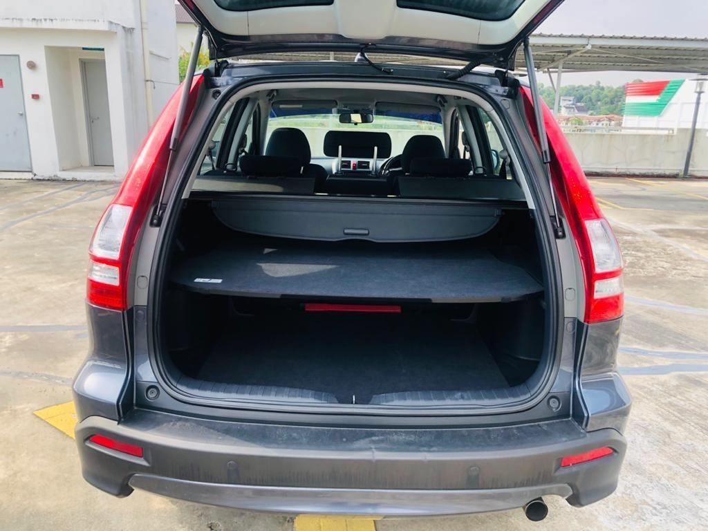 2008 Honda CR-V 2.0 i-VTEC (A) B/L LOAN KEDAI DP 3-5K