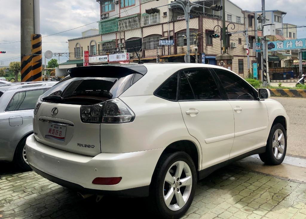 凌志 LEXUS RX330 AWD 3.3L 2005年