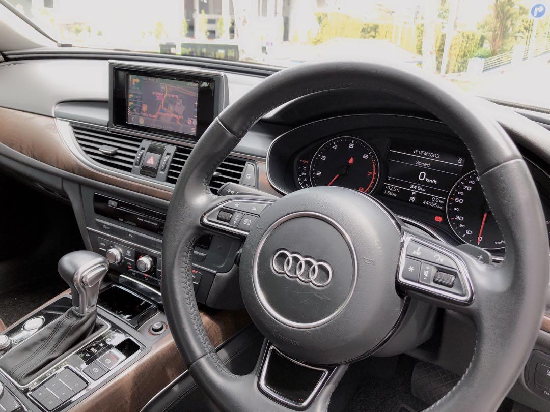 Audi A6 Sedan 2.0 TFSI mu Auto