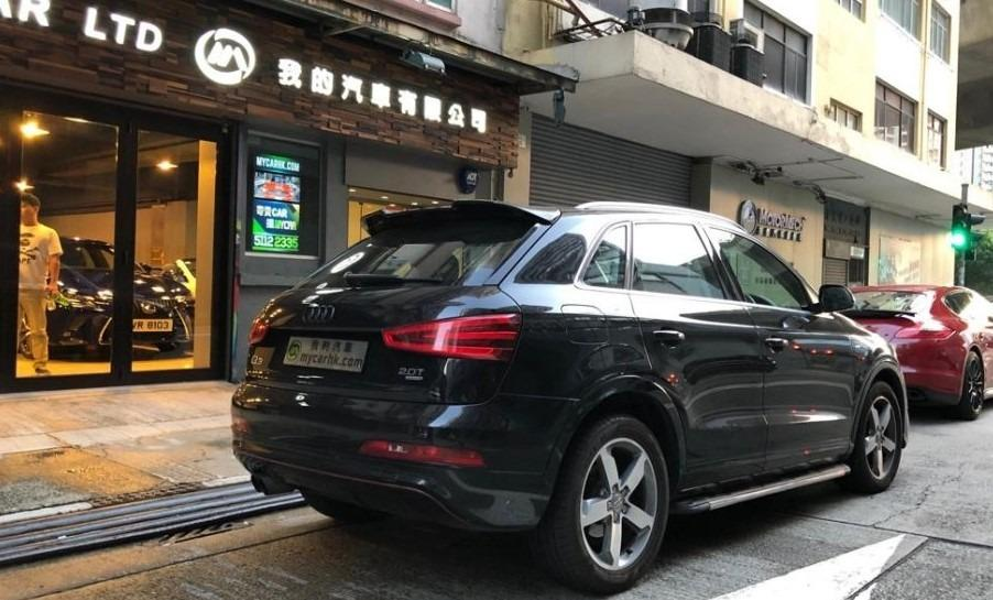 Audi Q3 2.0 TFSI quattro S-Line (A)