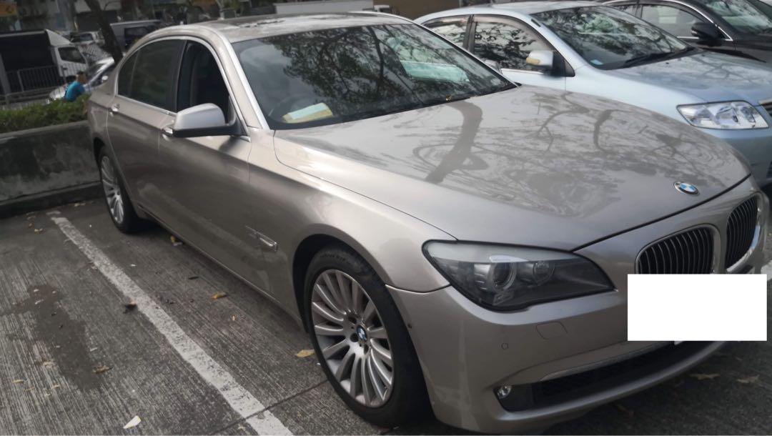 BMW 750Li Sedan (A)