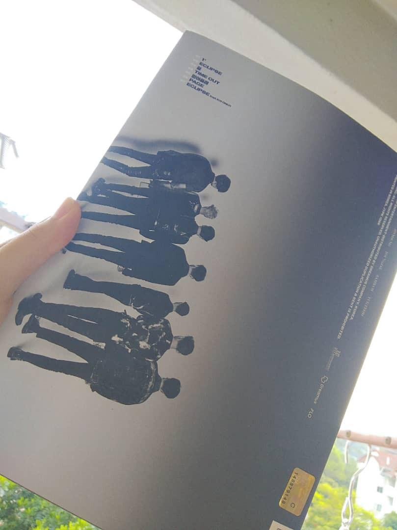 """GOT7 """"Spinning Top : Between Security & Insecurity"""" album"""