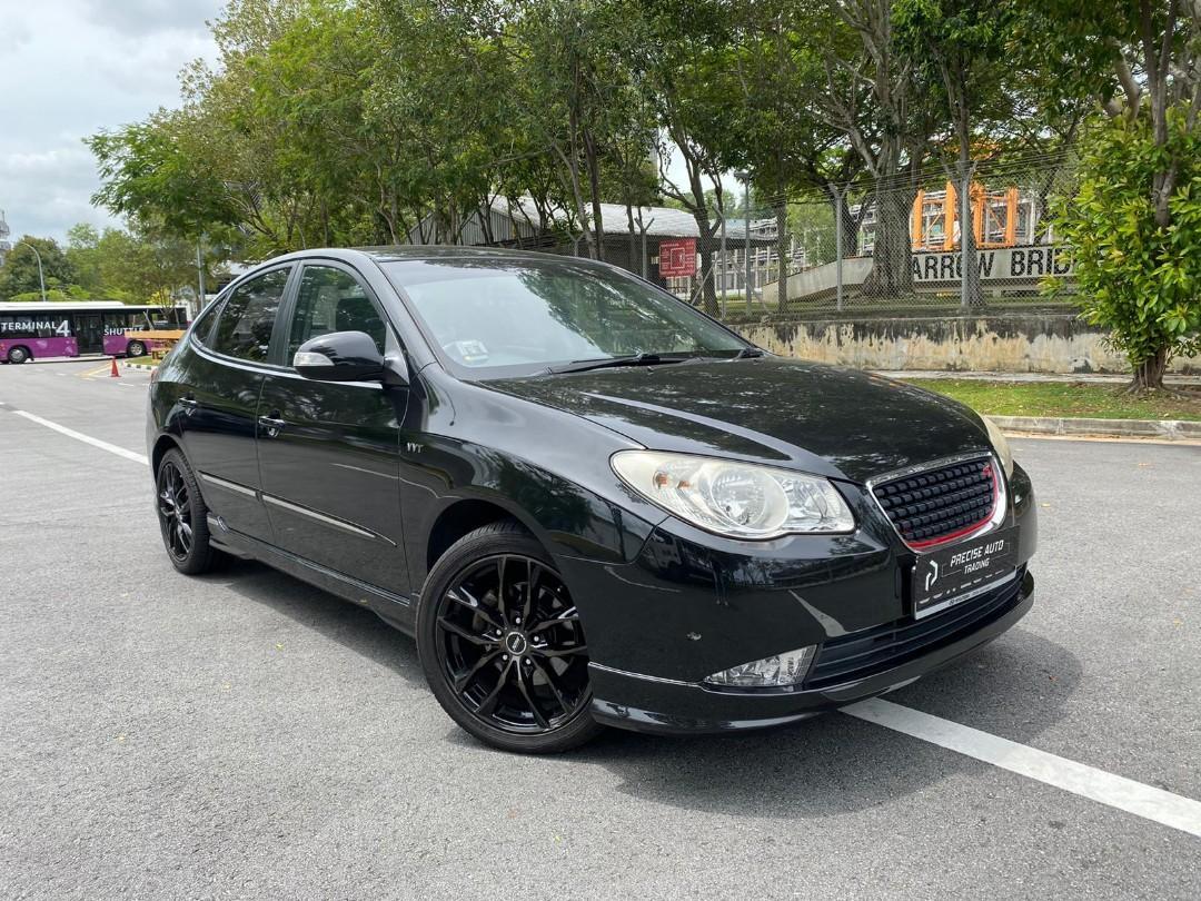 Hyundai Avante 1.6 GLS S (A)