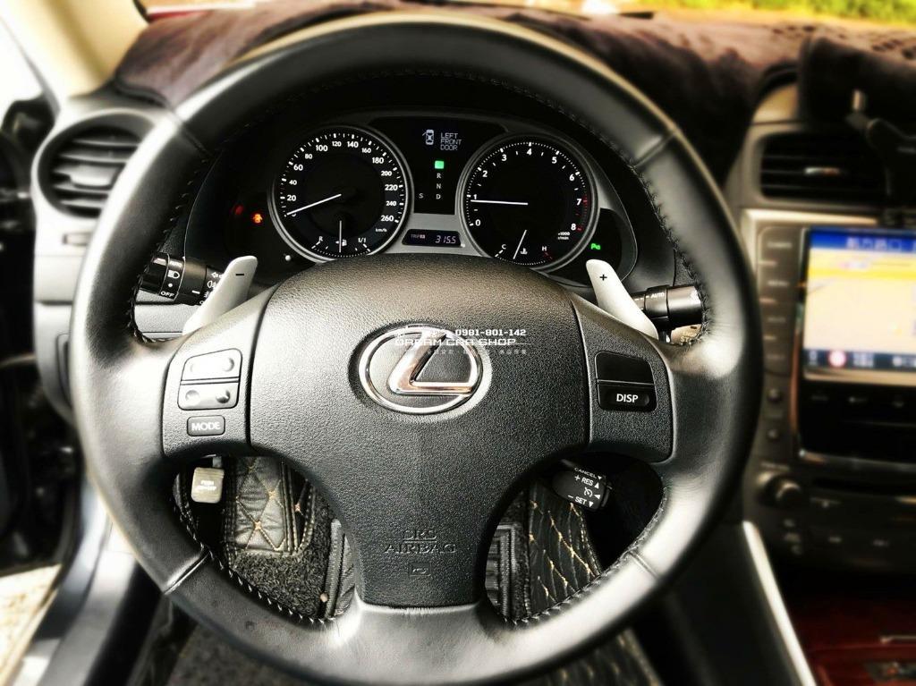 Lexus Is250 2009年 2.5L