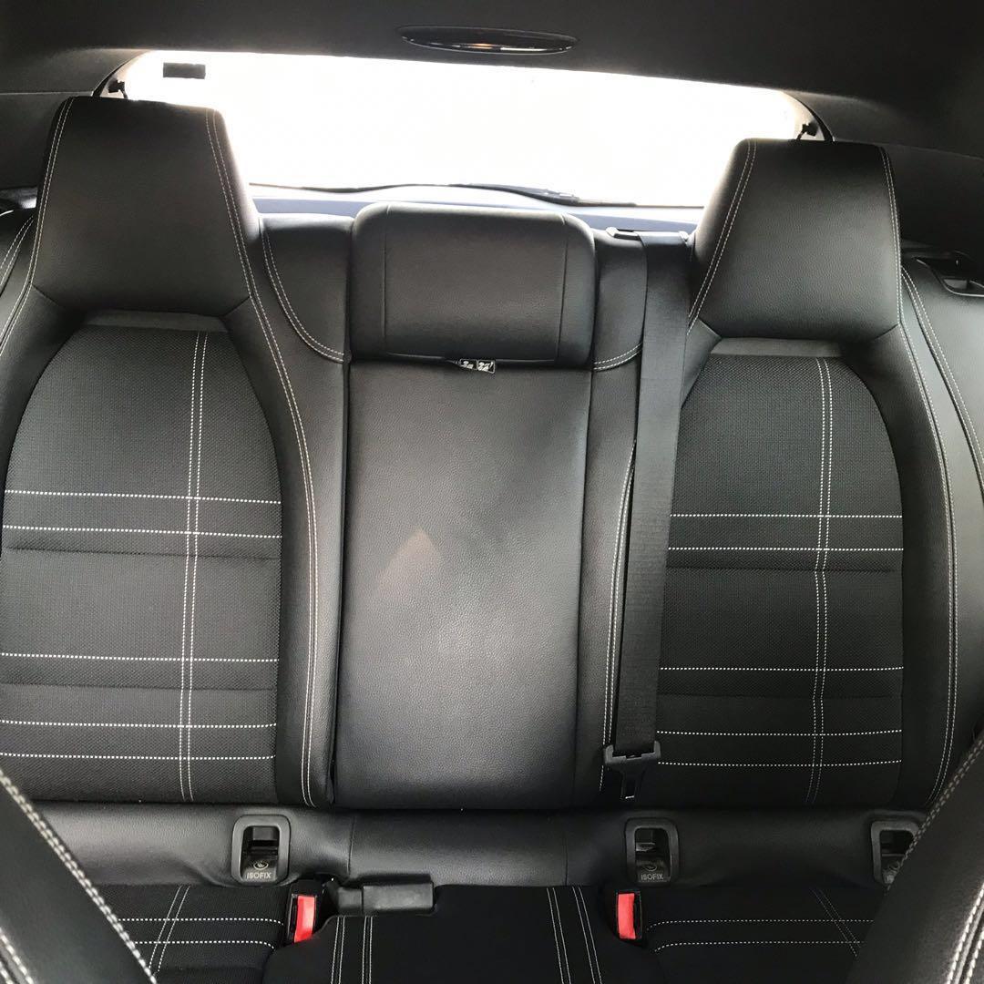 Mercedes-Benz A180 R18 B1 Auto