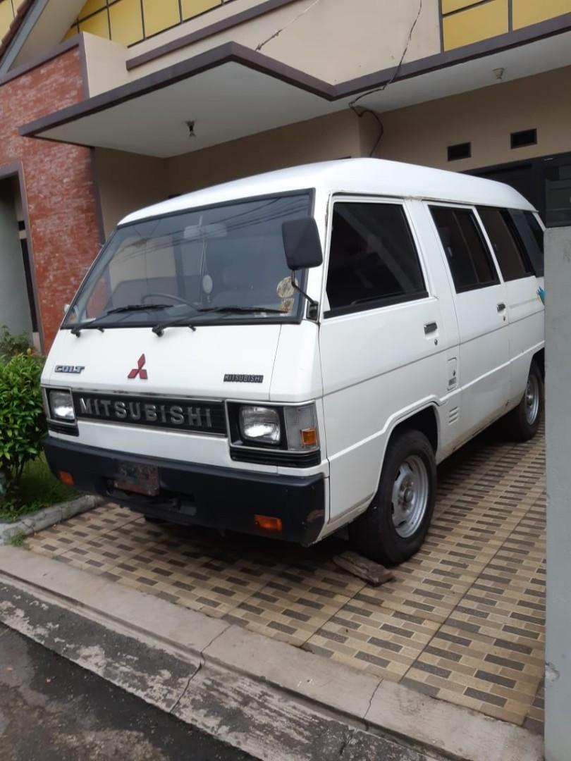 Mitsubishi l 300 mitsubishi l300 2005 full ori istimewa