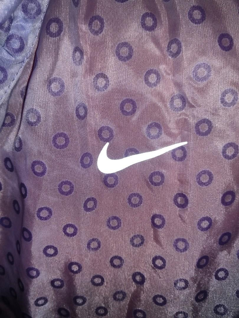 Nike running cyclone vapor  windbreaker purple medium