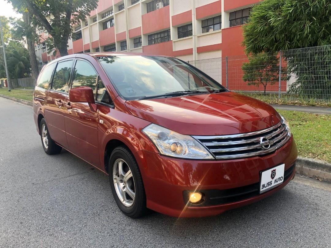 Nissan Presage 2.5 Highway Star (A)