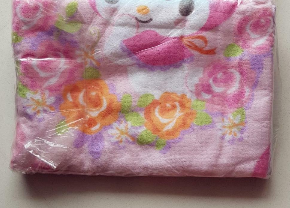 🔻Selling at Loss! (previous $79.90) Authentic limited edition brand new my melody adult child washable towel mat (100% cotton)