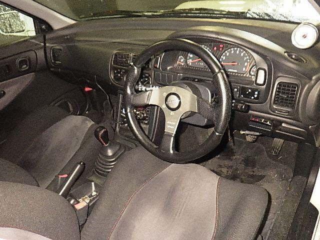 Subaru Impreza WRX 2.0 STI (M)