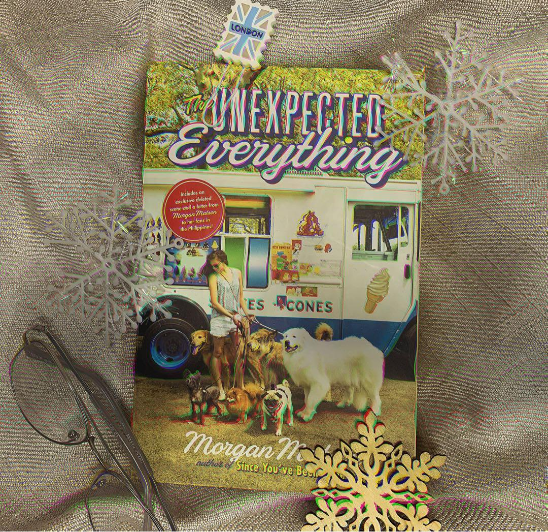 The Unexpected Everything by  Morgan Matson (TEEN FICTION BOOK)