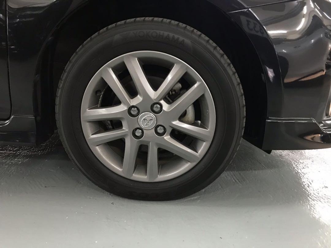 Toyota Corolla Fielder Hybrid WxB Auto