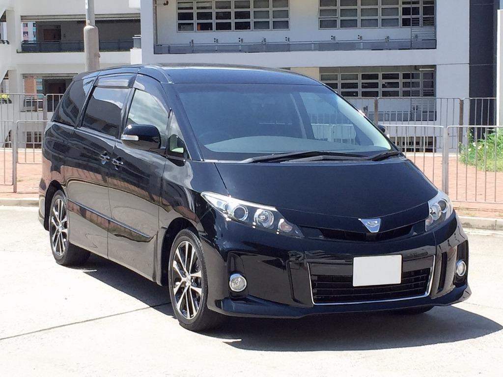 Toyota    ESTIMA AERAS S FACELIFT 2.4   2014 Auto