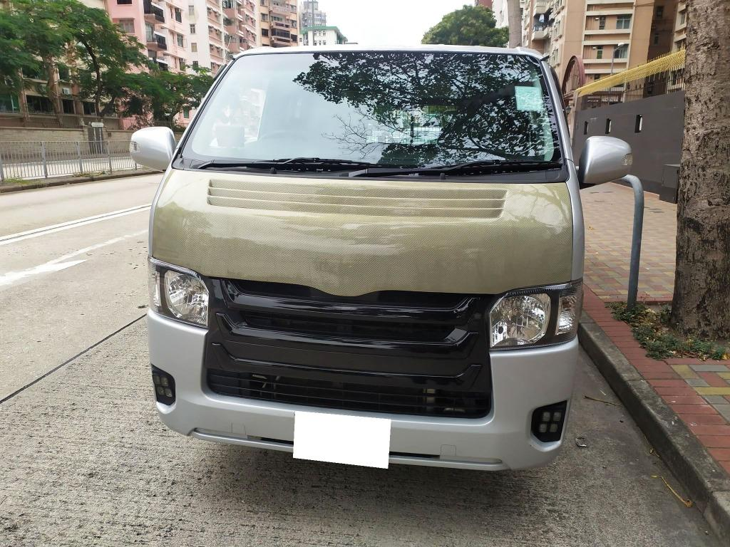Toyota Hiace 3.0 TURBO Auto