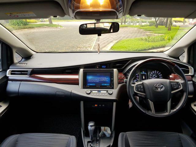 Toyota Kijang Innova 2.0 Q AT Bensin 2016,Legenda Yang Tak Tergantikan