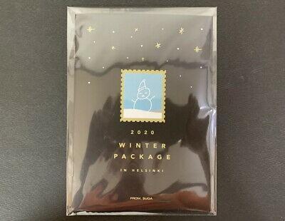 WTB Suga Yoongi Mini Photobook Winter Package Full Set
