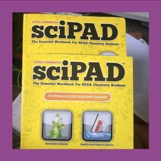 Chemistry SciPad Level 2