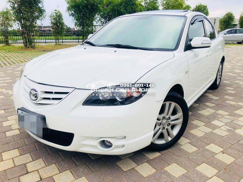 109/02 Mazda3 全額貸.免保人.