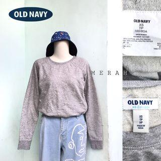 OLD NAVY SWEATER GREY