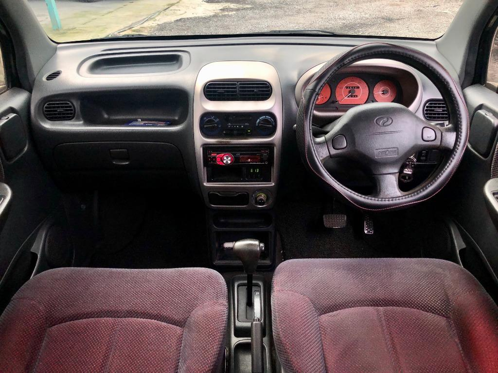 2006 Perodua Kenari 1.0 EZ (A) NEW YEAR SUPER OFFER PROMOTIO