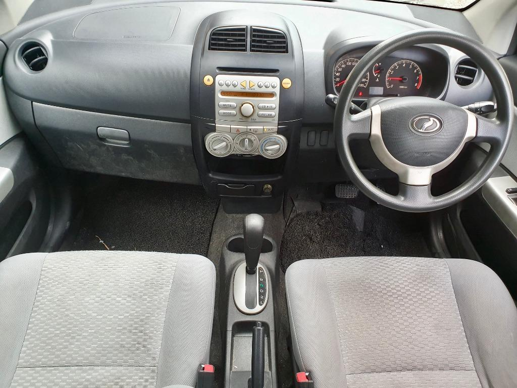 2008 PERODUA MYVI 1.3 (A) EZI WITH ABS SYSTEM SUPER PROMOTION