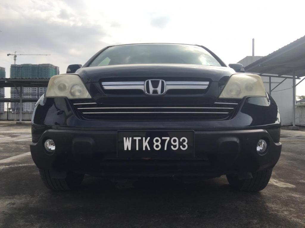 2009 Honda CR-V 2.0 i-VTEC (A) B/L LOAN KEDAI DP 3-5K