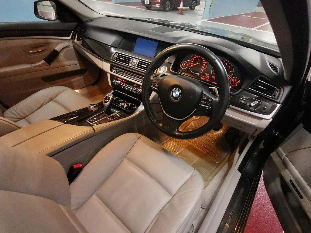 2010年 BMW 5 Series 535IA Auto