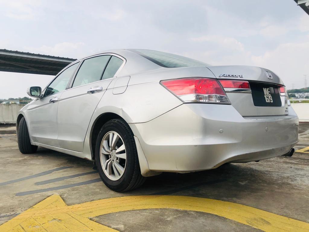 2011 Honda ACCORD 2.0 VTi-L (A) B/L LOAN KEDAI DP 3-5K