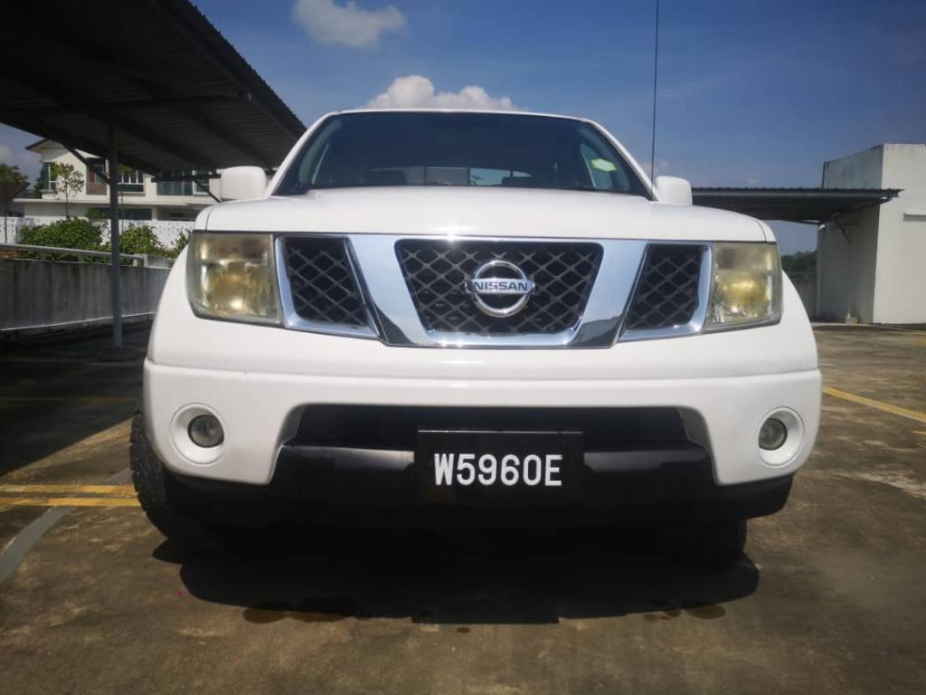 2013 Nissan NAVARA 2.5 LE (A) 4x2 B/L LOAN KEDAI DP 3-5K