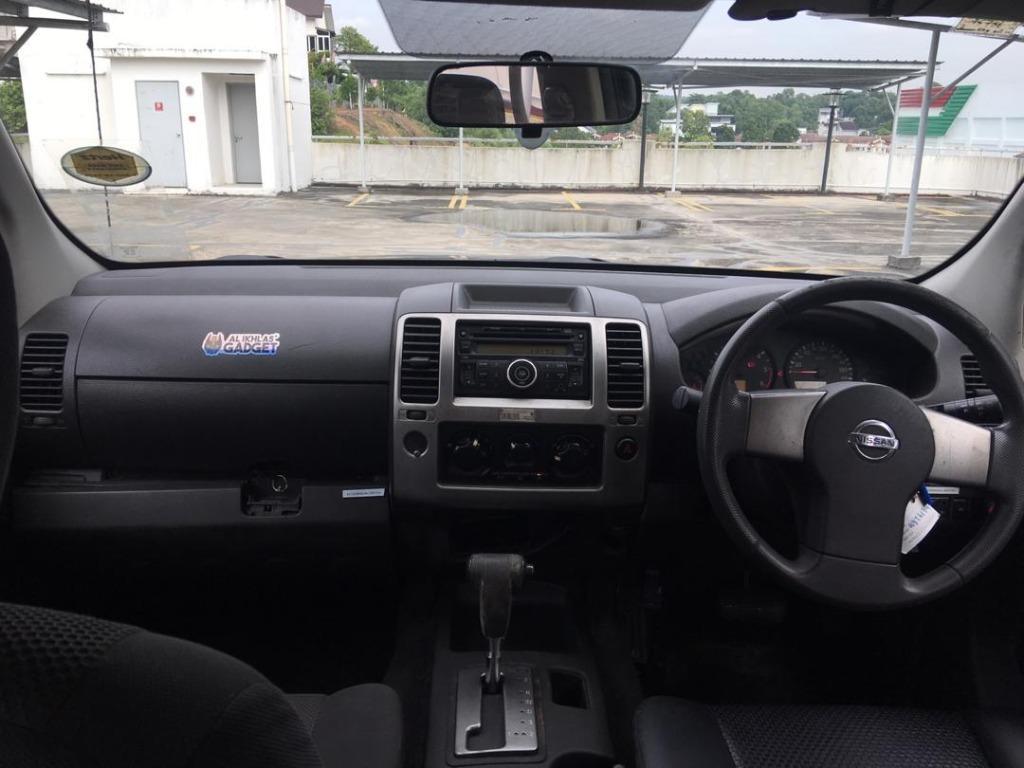 2013 Nissan NAVARA 2.5 LE (A) B/L LOAN KEDAI DP 3-5K
