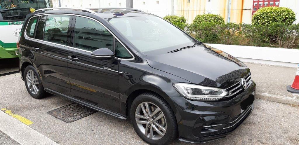 2017年 Volkswagen Touran 1.4 280 TSI R-LINE SPORT Auto