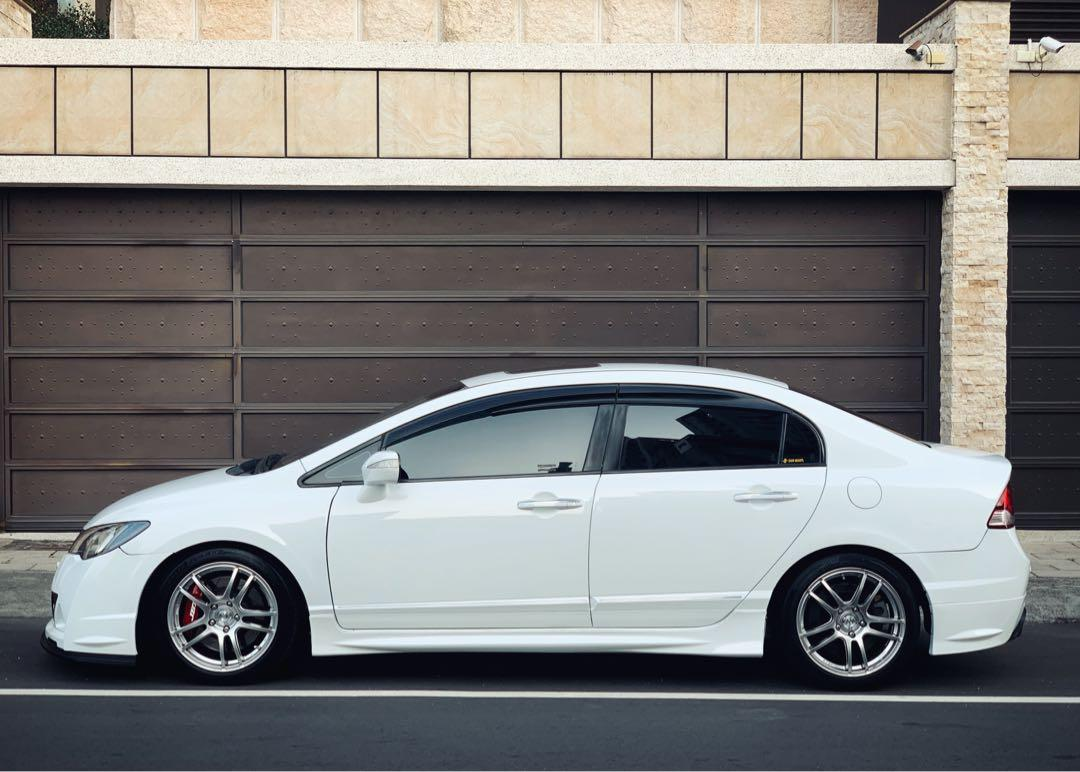 本田 2012 Civic 喜美八代 k12 頂配