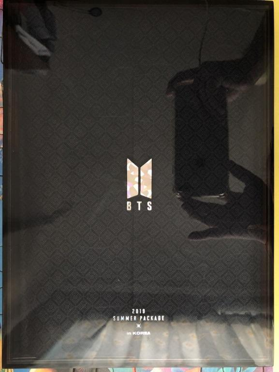 PHOTOBOOK [NEW, SEAL, WRAP, READY STOCK] - BTS SUMMER PACKAGE 2019