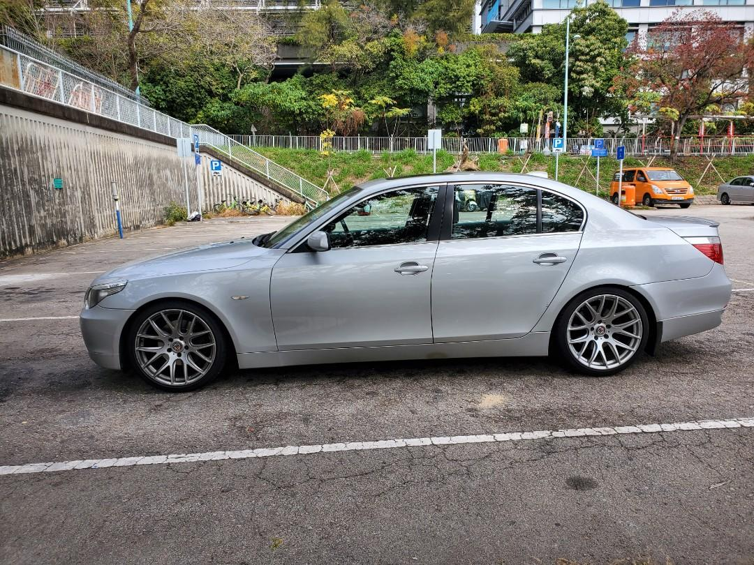 BMW 525i E60 Auto