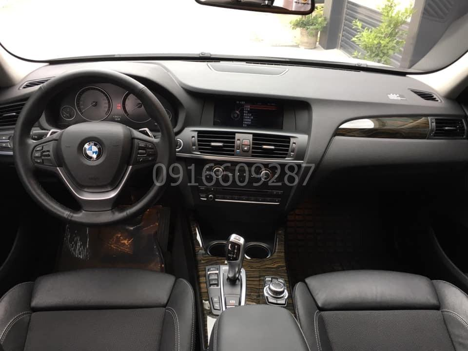 BMW X3 F25