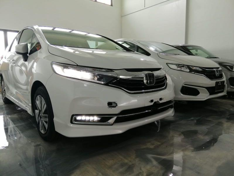 NEW EDITION Lease To Owned Honda Fit 1.3 GF LTO PHV rent rental