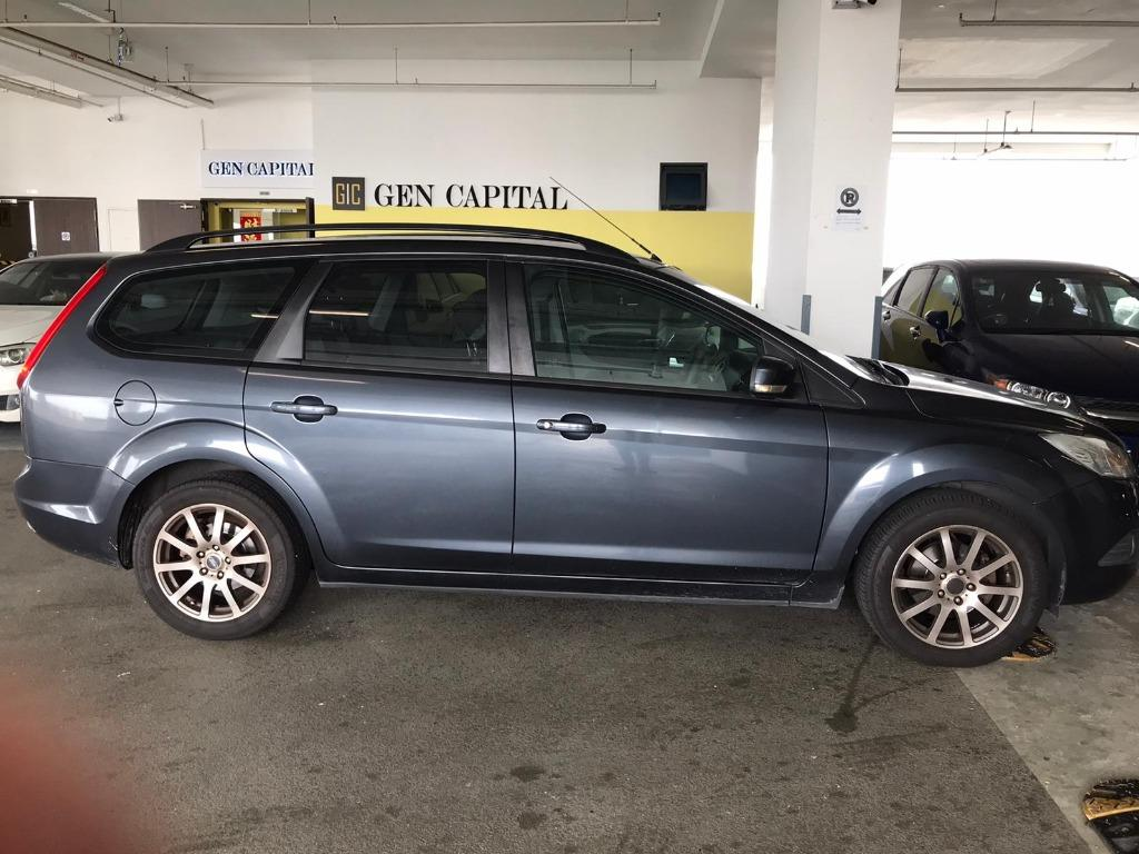 Ford Focus Most fuel efficient & spacious SUV! Cheapest rental in town with just $500 Deposit driveoff immediately. Whatsapp 85884811 now to reserve!