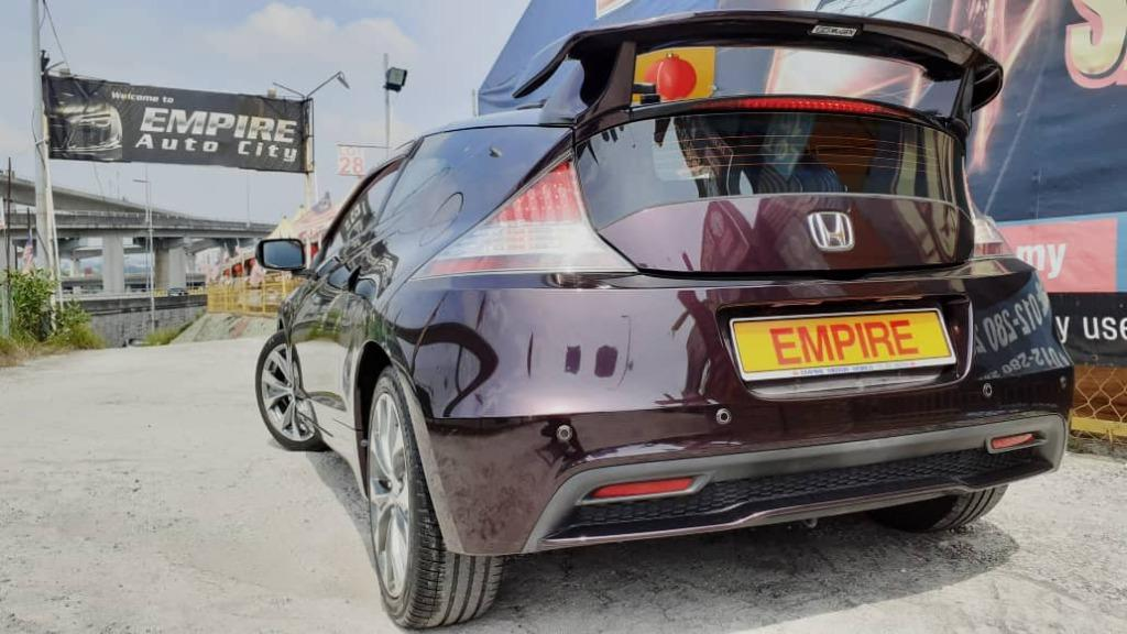 HONDA CR-Z 1.5 (A) HYBRID IMA SPORT S-PLUS HATCHBACK 2 DOOR COUPE !! NEW FACELIFT !! LIMITED EDITION !! PREMIUM FULL HIGH SPECS !! ( XX 633 ) 1 CAREFUL OWNER !!