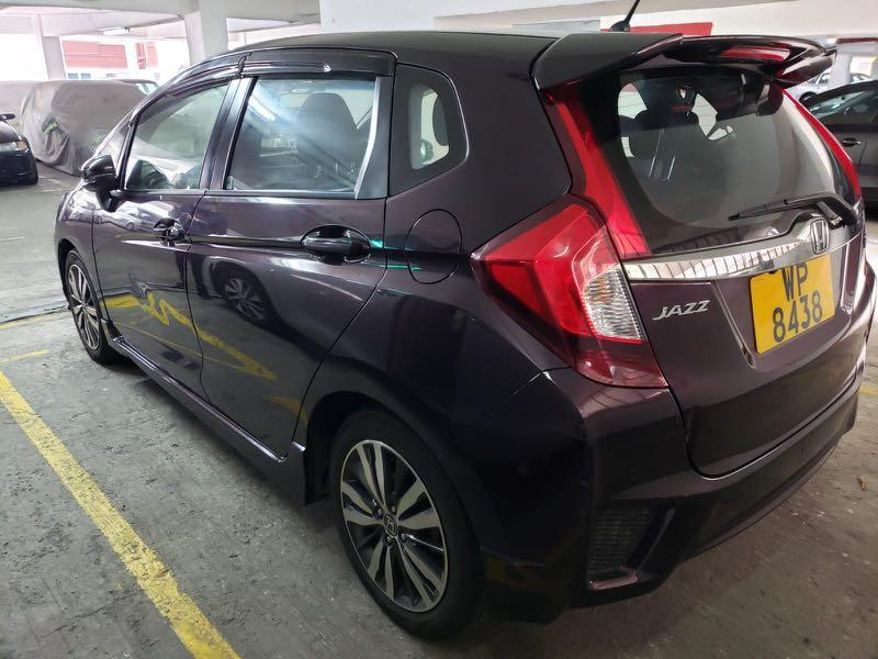 Honda Fit  RS 1.5 Auto