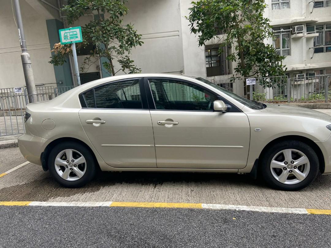 Mazda 3 Mazda 3 BAJ7 Auto