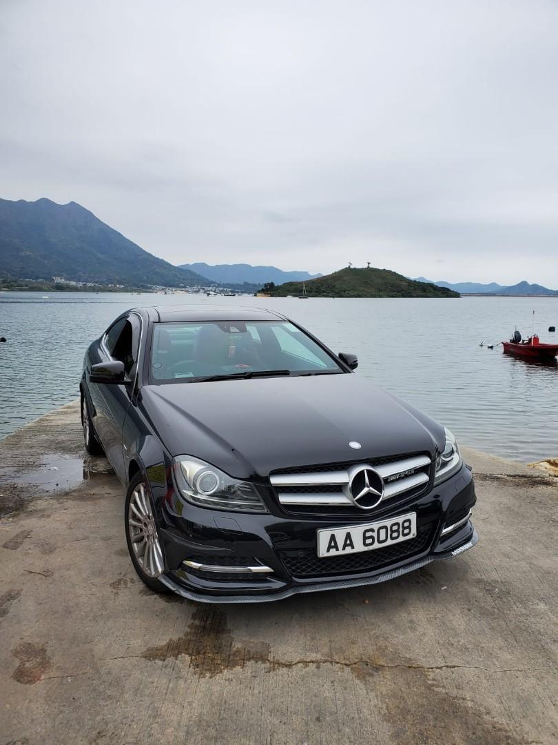 Mercedes-Benz C250 Coupe BlueEfficiency (A)